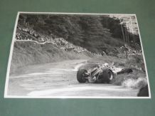 FORWARD DAIMLER V8 David Johnson. Shelsley Walsh mid 60s 8x6 period photo (b)